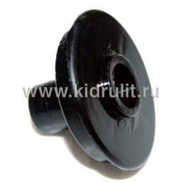 Втулка для поворотного колеса детской коляски №027017 на ось 10мм