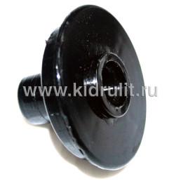 Втулка для поворотного колеса детской коляски №027018 на ось 8мм