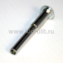 Заклепка полупустотелая комбинированная диаметр 6/5мм №020003 NAVINGTON