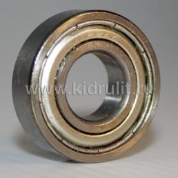 Подшипник R8 ZZ железная заглушка (вн.диаметр 12,7мм, наруж диам 28,575мм, ширина 7,9375мм) №009015 для детской коляски