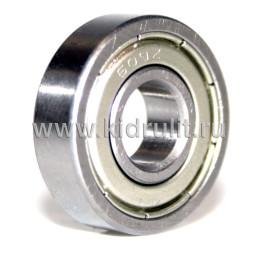 Подшипник 609 ZZ железная заглушка (вн.диаметр 9мм, наруж диам 24мм, ширина 7мм) №009017 для детской коляски
