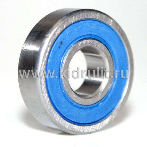 Подшипник 609 2RS резиновый уплотнитель  (вн.диаметр 9мм, наруж диам 24мм, ширина 7мм) №009018 для детской коляски
