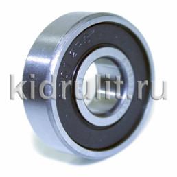 Подшипник 6201 2RS резиновый уплотнитель (вн.диаметр 12мм, наруж диам 32мм, ширина 10мм) №009023 для детской коляски Peg-Perego (BOOK, GT3)