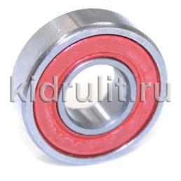 Подшипник 698 2RS резиновый уплотнитель (вн.диаметр 8мм, наруж диам 19мм, ширина 6мм) №009026 для детской коляски