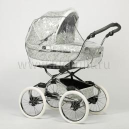 Чехол от дождя на детскую коляску-люльку Ruivo