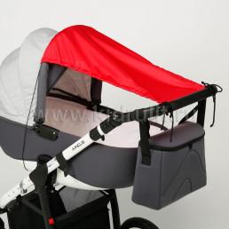 Тент от солнца на детскую коляску Ruivo
