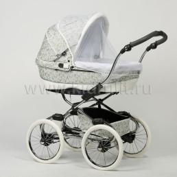 Москитная сетка на детскую коляску-люльку Ruivo