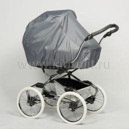 Чехол защитный для хранения детской коляски в подъезде (ткань) Ruivo