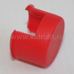 Кнопка механизма регулирования D=23,3мм красная №002036