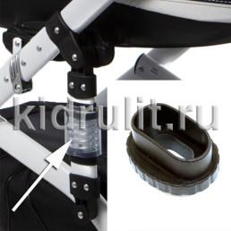 Направляющая втулка для амортизатора №002117 (профиль трубы коляски 40х18 мм)