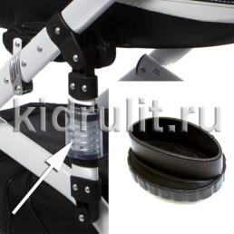 Направляющая втулка для амортизатора №002118 (профиль трубы коляски 44х18 мм)