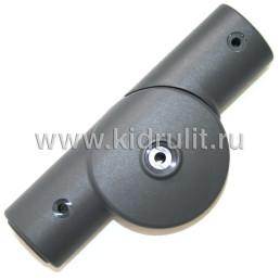 Механизм складывания шасси №022025 на трубу 36/26мм (Bebetto) Цвет: СЕРЫЙ