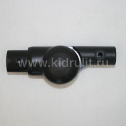 Шарнир регулирования подножки прогулочного блока №004016 круг 16мм - овал