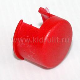Кнопка механизма регулирования D=22,7мм красная №004033