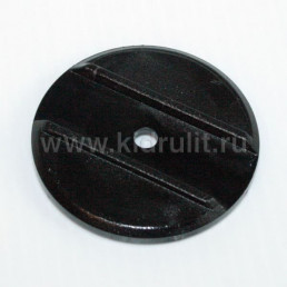 Накладка трещетки капюшона №004049 большая (диаметр 50мм)