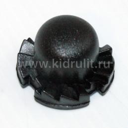 Кнопка механизма регулирования D=20,5мм №004052 зубчатая