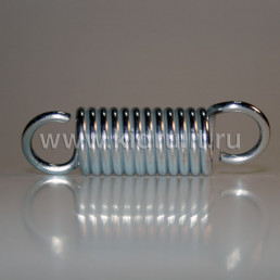 Пружина-амортизатор для детской коляски 2,5х58х16мм  №004076