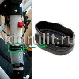 Направляющая втулка для амортизатора №004102 (профиль трубы коляски 44х18 мм)