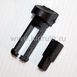 Фиксатор поворотного колеса (Комплект из 2х частей) №005060