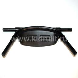 Подножка передняя профиль рамы 44х18мм, под крепление вилки 20х30мм №005078
