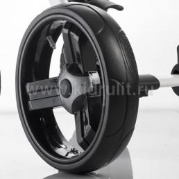 Колесо для детской коляски №006001 не надув 12дюймов низкопрофильное