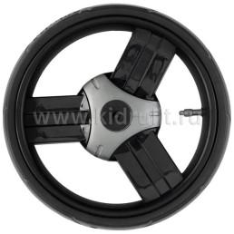 Колесо для детской коляски №006003 не надув 10дюймов без вилки низкопрофильное