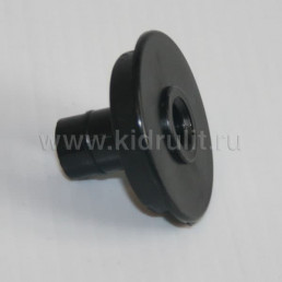 Втулка для поворотного колеса детской коляски №006033 на ось 8мм