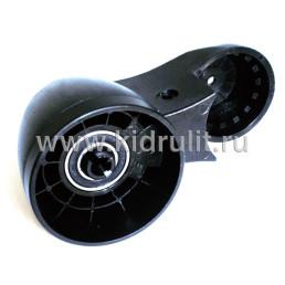 Корпус амортизатора с креплением заднего колеса №006076