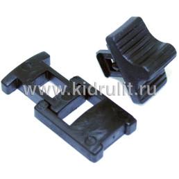 Фиксатор поворотного колеса (Комплект из 3х частей) №006107