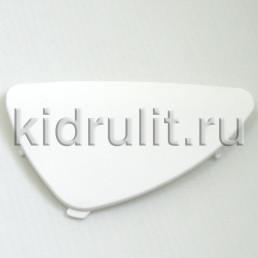 Накладка для механизма крепление люльки на шасси №006115 Цвет: БЕЛЫЙ