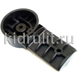 Крепление корпуса амортизатора к раме коляски №006118