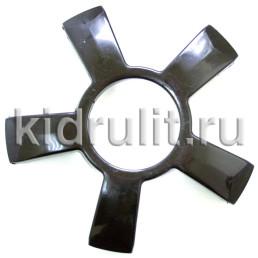 Накладка на колесо 12 дюймов №006125 ЧЕРНЫЙ
