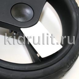 Накладка на колесо 12 дюймов №006133 Цвет: БЕЛЫЙ