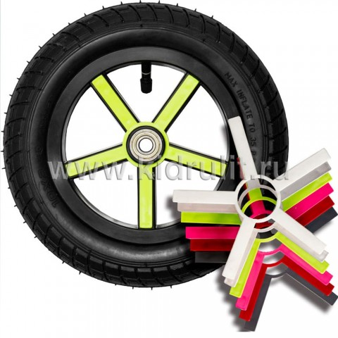 Накладка на колесо 10 дюймов №007031