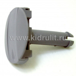 Втулка для колеса детской коляски №007066 Цвет: СЕРЫЙ