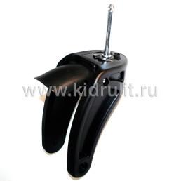 Вилка переднего колеса №001018М ось d=10мм, l=77мм (модернизированная)