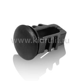 Заглушка пластиковая внутренняя на трубу 16мм №001190