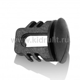 Заглушка пластиковая внутренняя на трубу 20мм №001191