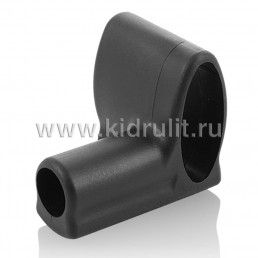 Тройник круг 16мм -овал 18/44 мм №001235