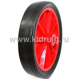 Колесо для детской коляски №001319 не надув, шина ПВХ, 5 дюймов, на ось 10мм