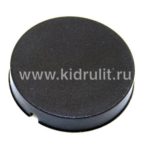 Накладка на заднее колесо №031053 Peg-perego PLIKO P3 цвет: ЧЕРНЫЙ (диаметр 39,4мм)